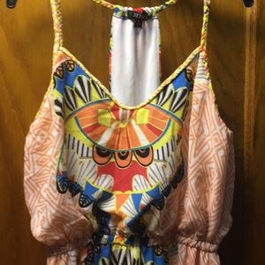 XOXO Junior Sleeveless Summer Dress